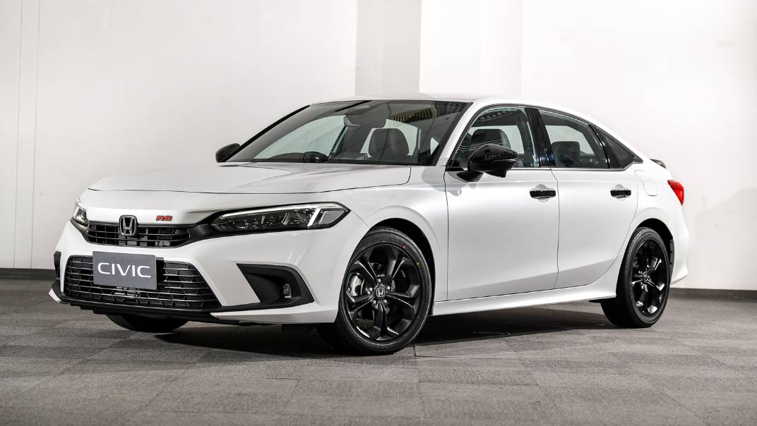 2022 Honda Civic Upcoming Version Exterior 001