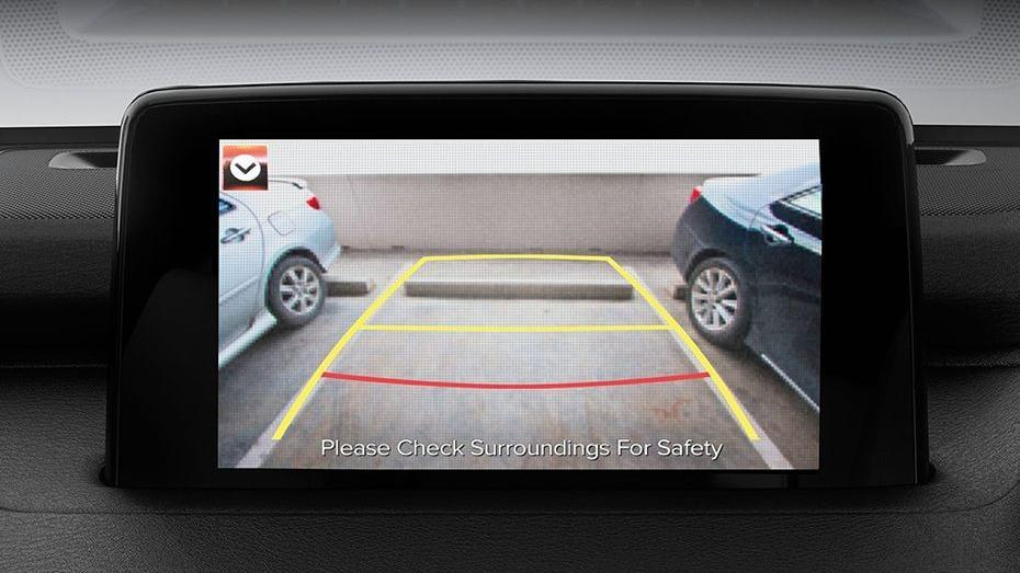 Mazda CX 9 2019 Interior 016