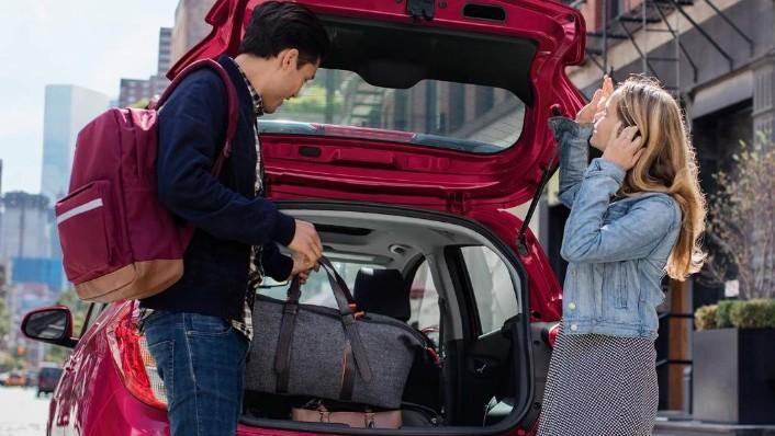 Chevrolet Spark 2019 Interior 006