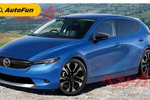 Generasi Terbaru Mazda 2 Akan Meluncur September 2021, Makin Canggih