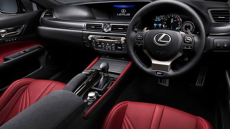 Lexus GS 2019 Interior 001