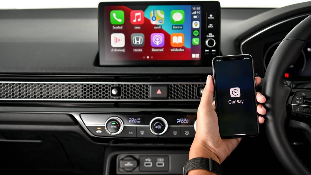 2022 Honda Civic Upcoming Version Interior 062
