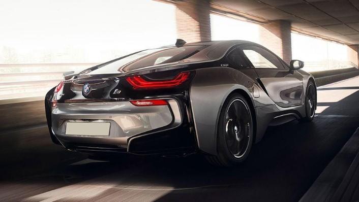 BMW I8 Coupe 2019 Exterior 004
