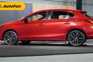 Resmi Mengaspal Honda City Hatchback 1.5L RS, Harganya Tak sampai Rp 300 juta