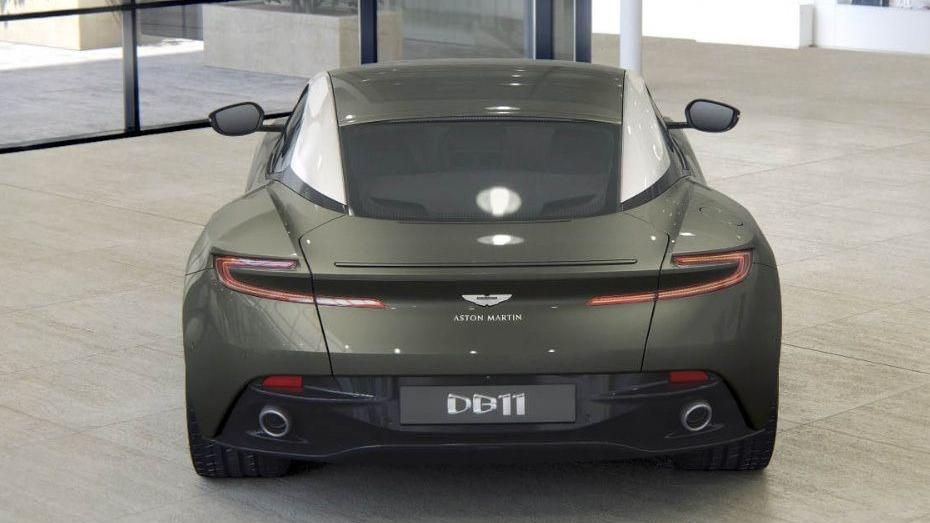 Aston Martin DB11 2019 Exterior 008
