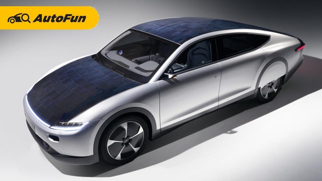 Lightyear One, Mobil Tenaga Surya Hasil Kolaborasi Bridgestone Dan Lightyear 01