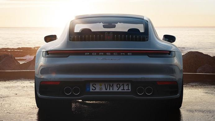 Porsche 911 2019 Exterior 057