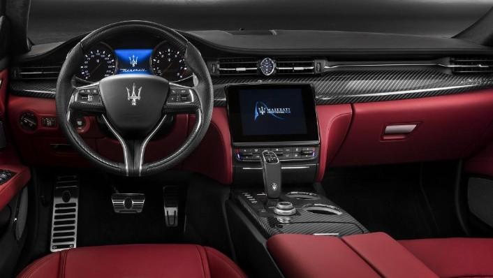 Maserati Quattroporte 2019 Interior 002