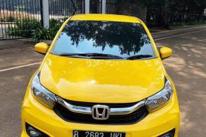 Honda Brio Jadi Pendongkrak Penjualan di September 2020.
