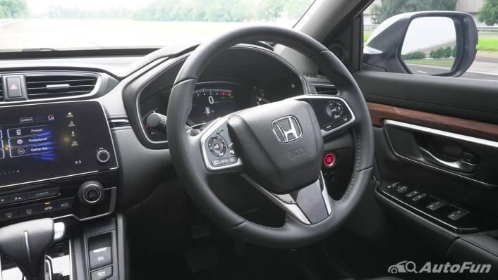 2021 Honda CR-V 1.5L Turbo Prestige Interior 002