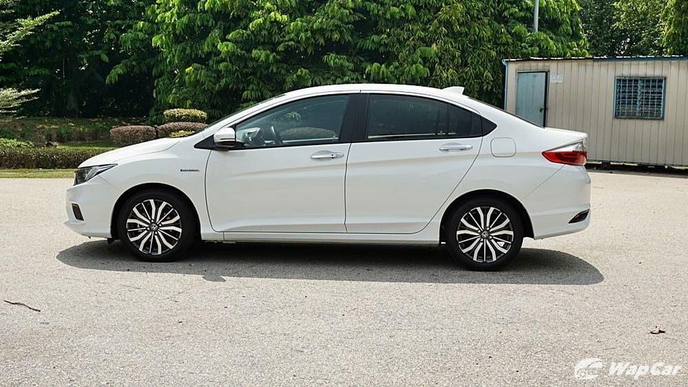 Honda City 2019 Exterior 076
