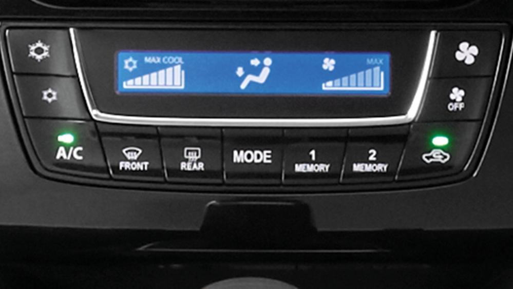 Daihatsu Sigra 2019 Interior 006