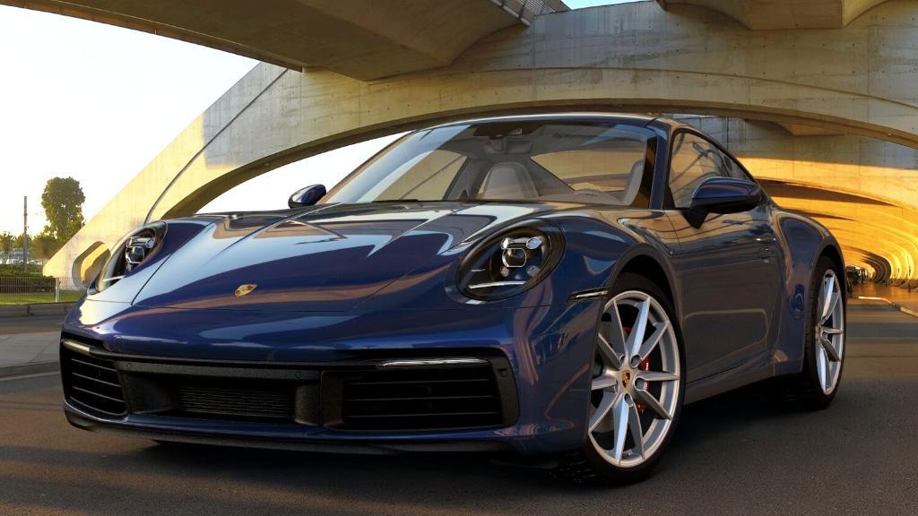 Porsche 911 2019 Exterior 038