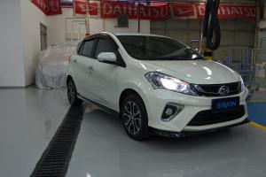 Perbandingan Konsumsi BBM Daihatsu Sirion dan Suzuki Ignis, Adu City Car Paling Irit