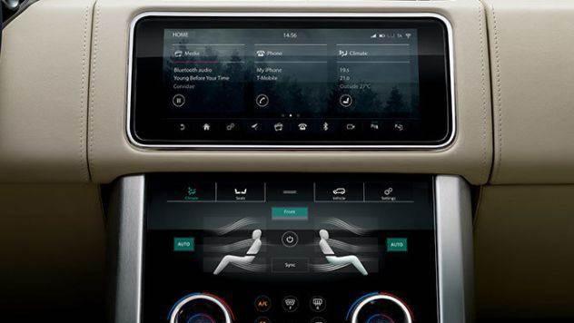 Land Rover Range Rover 2019 Interior 006