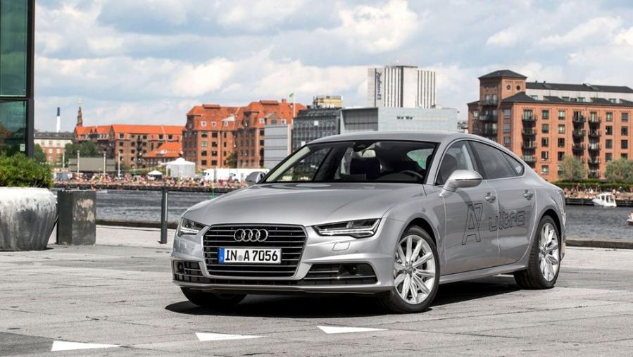 Audi A7 2019 Exterior 001