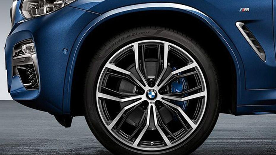 BMW X3 2019 Exterior 008