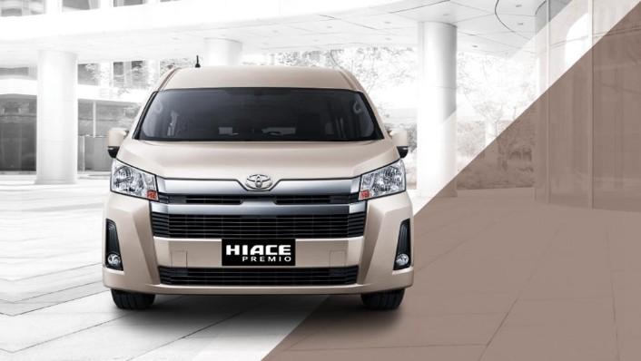 Toyota Hiace 2019 Exterior 004