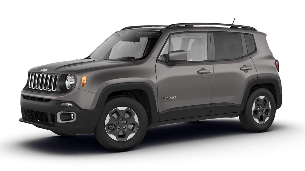 Jeep Renegade 2019 Exterior 002