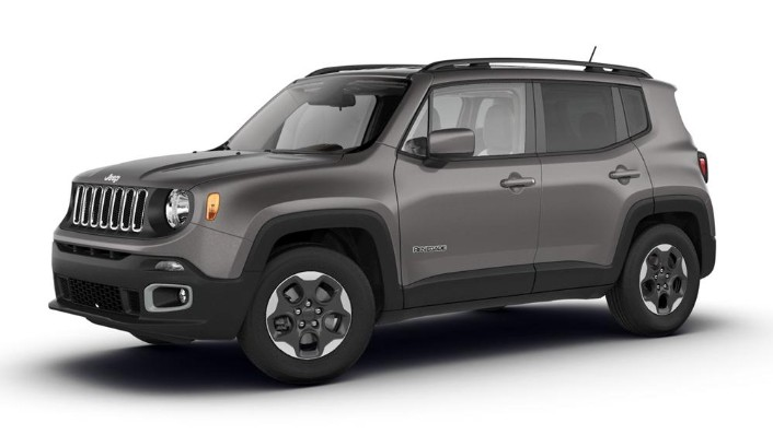 Jeep Renegade 2019 Exterior 002