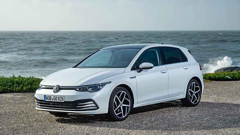 Volkswagen Golf 2019 Exterior 088