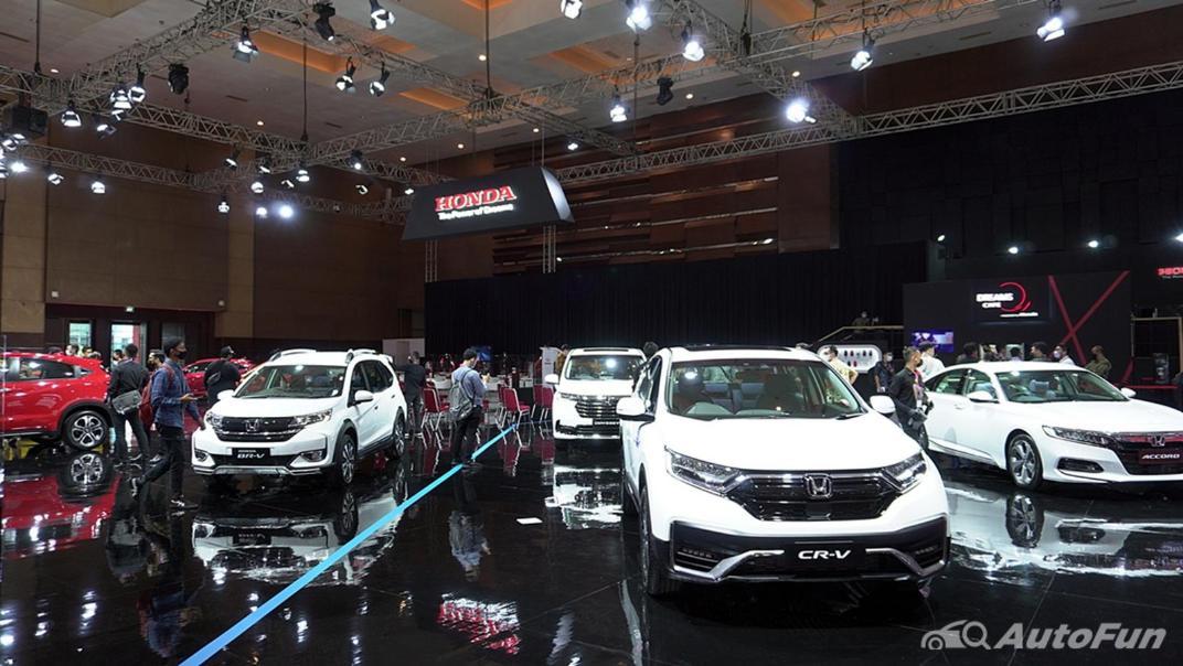 2021 Honda CR-V Exterior 004