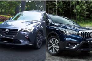 Lupakan Honda HR-V, Masih Ada Suzuki SX4 dan Mazda CX-3 SPORT 1.5 yang Tak Kalah Keren!