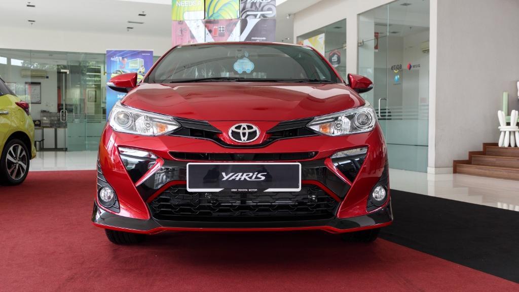 Toyota Yaris 2019 Exterior 038