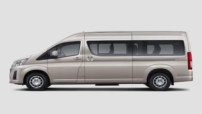 Toyota Hiace 2019 Exterior 003
