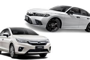 Honda Luncurkan Mobil Baru Lagi Minggu Depan! Honda City atau Civic RS ya?