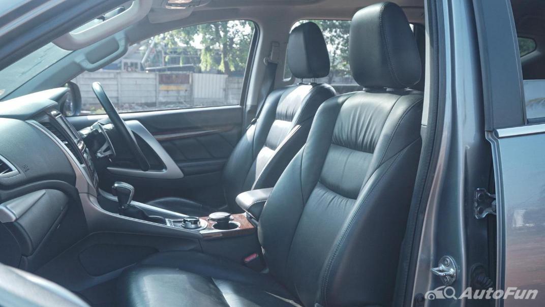 Mitsubishi Pajero Sport Dakar 4x4 AT Interior 045