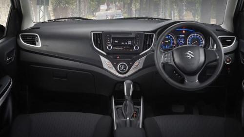 Suzuki Baleno 2019 Interior 001