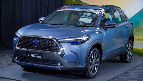 Toyota Corolla Cross Gasoline Daftar Harga, Gambar, Spesifikasi, Promo, FAQ, Review & Berita di Indonesia | Autofun