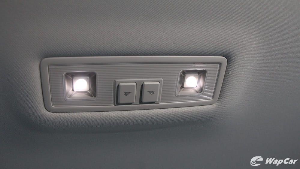 Volkswagen Tiguan 2019 Interior 070