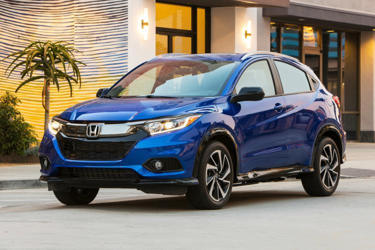 Gendong Mesin 1.5 L dan 1.8 L, Honda HR-V 2021 Dibanderol Mulai Dari Rp287,2 Jutaan!