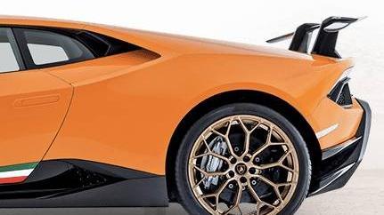 Lamborghini Huracan 2019 Exterior 050