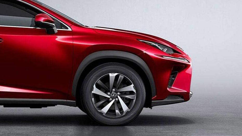 Lexus NX 2019 Exterior 010