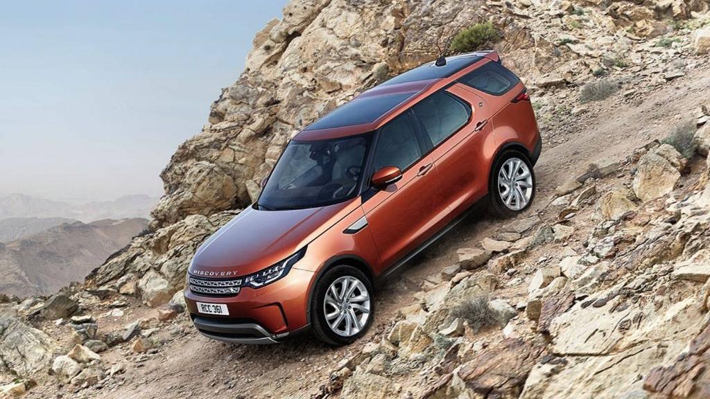 Land Rover Discovery 2019 Exterior 010