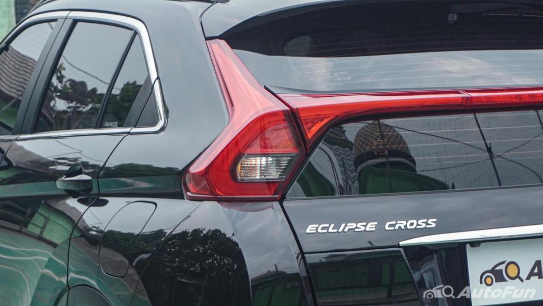 Mitsubishi Eclipse Cross 1.5L Exterior 037