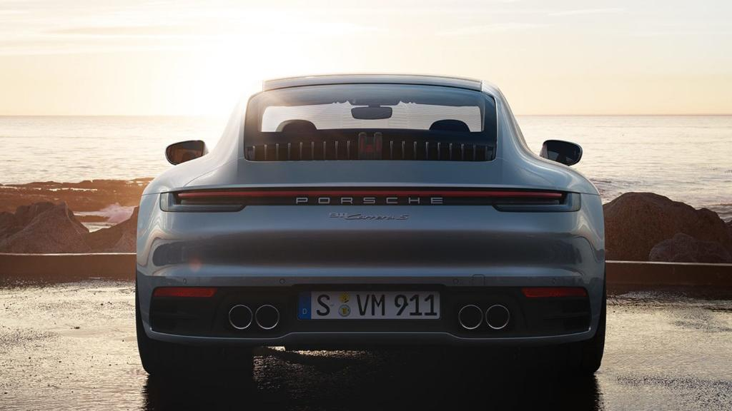 Porsche 911 2019 Exterior 051