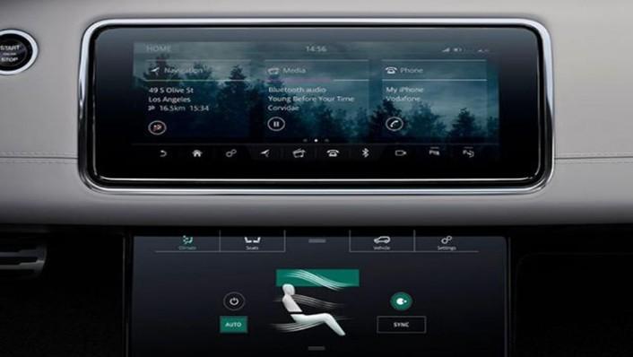 Land Rover Range Rover Evoque 2019 Interior 008