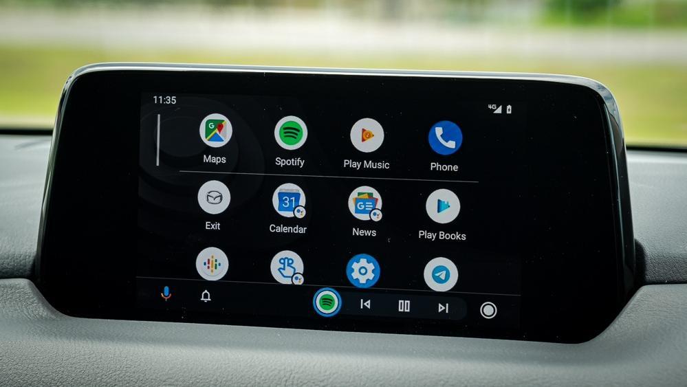 Mazda CX 5 2019 Interior 009