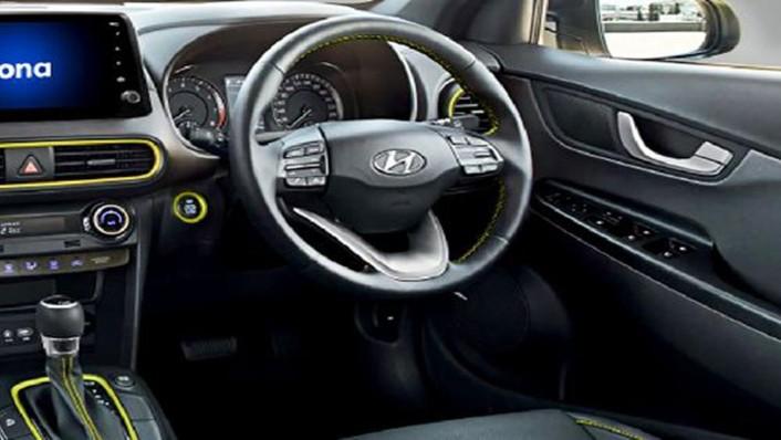 Hyundai Kona 2019 Interior 002
