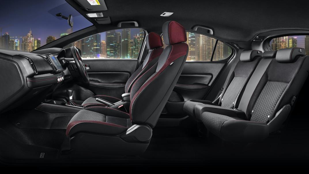 2021 Honda City Hatchback Interior 006