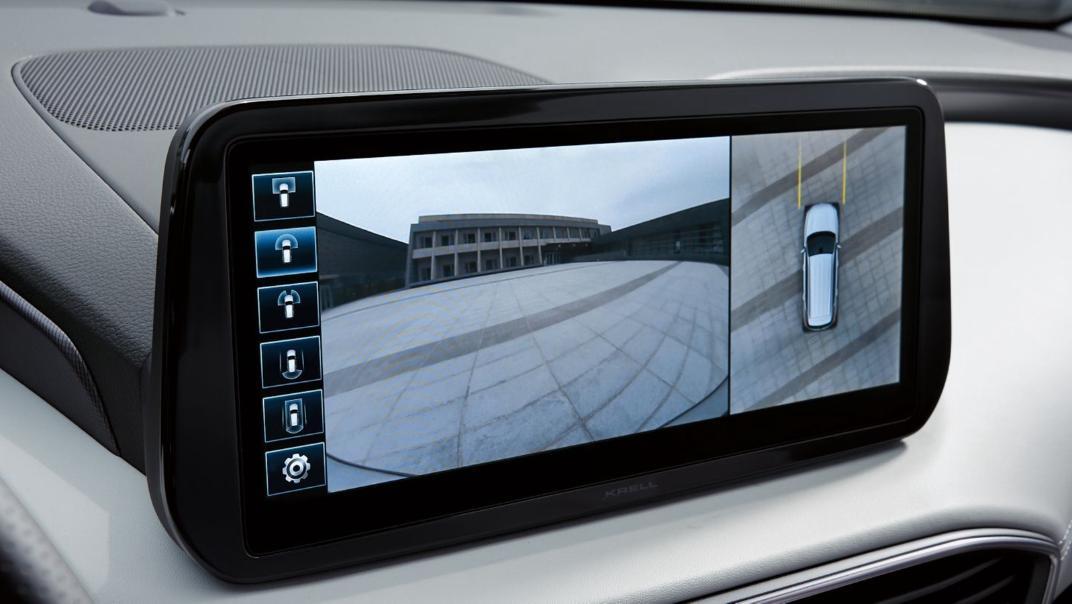 2021 Hyundai Santa Fe Interior 003