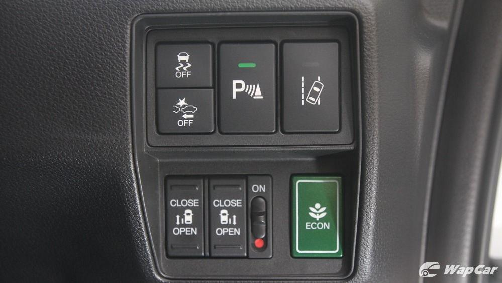 Honda Odyssey 2019 Interior 018
