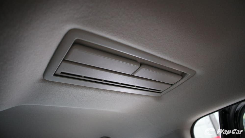 Mitsubishi Triton 2019 Interior 038