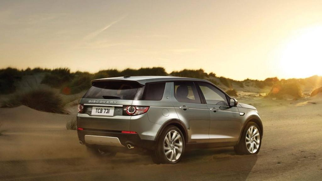 Land Rover Discovery Sport 2019 Exterior 014