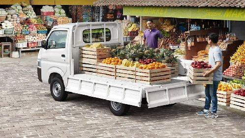 Suzuki Carry 2019 Exterior 006