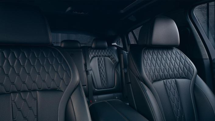 BMW X6 2019 Interior 009